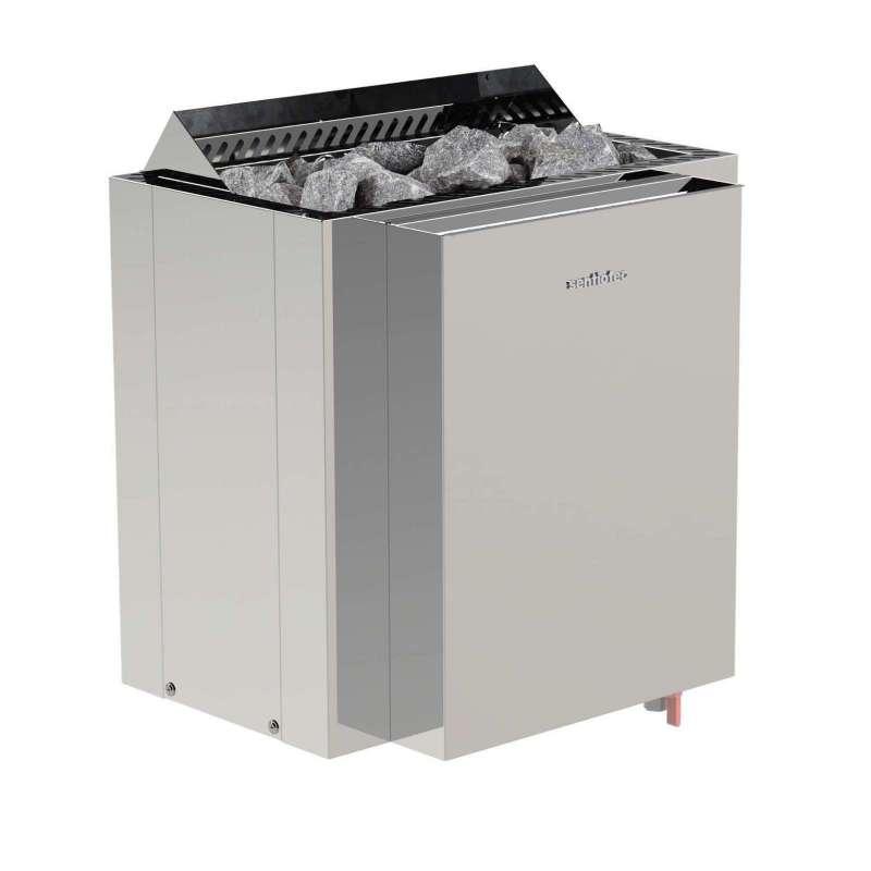 Sentiotec Viking Combi 300 Saunaofen mit Zusatzverdampfer wählbar: 6 oder 9 kW
