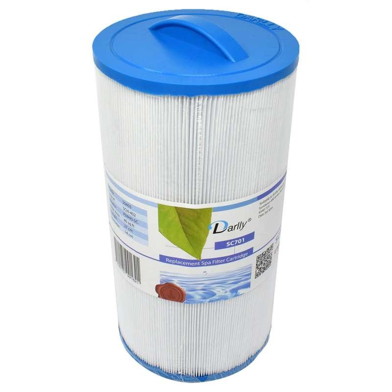 Darlly SC701 Filter Ersatzfilter Lamellenfilter Del Sol Spas Sundance
