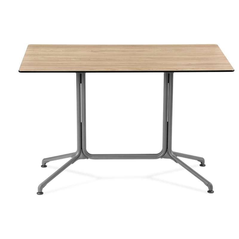 Lafuma Horizon Tisch Objektmöbel Loungetisch ca. 115x70x74,5 cm Bois Wood