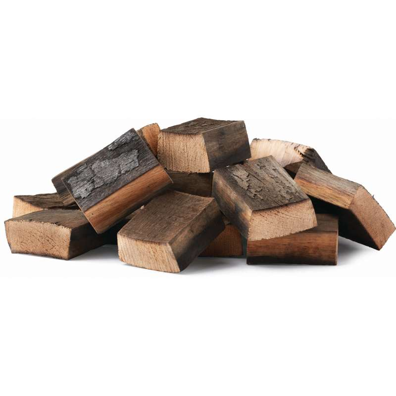 Napoleon Holz-Räucherchips Brandy-Eiche Woodchips Räucherspäne 1,5 kg 67025