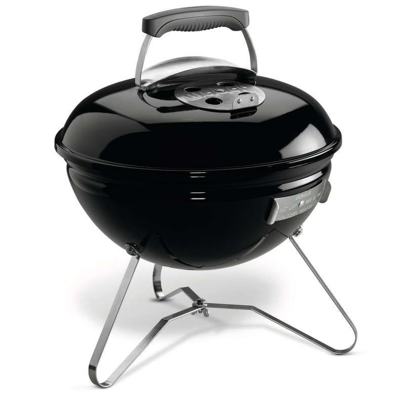 Weber Holzkohlegrill Smokey Joe Original ø 37 cm Black