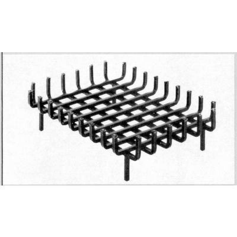 Heibi Feuerbock 52203-025 aus Stahl rechteckig schwarz