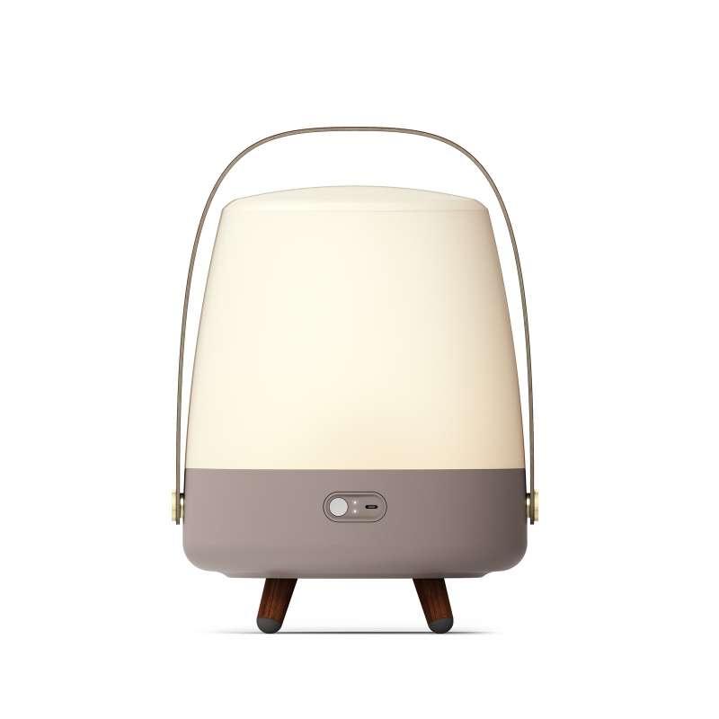 Kooduu Lite-up Play Earth LED Standleuchte Dimmbar Kabelloser Bluetooth-Lautsprecher koppelbar