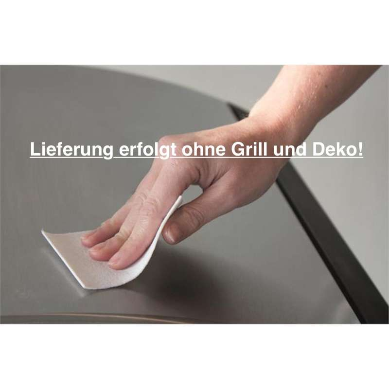 Grandhall Edelstahl Reinigungstücher 6er Pack A06612024T