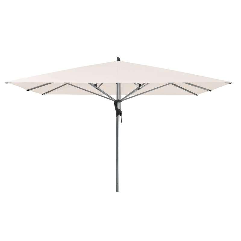 GLATZ Sonnenschirm FORTELLO® quadratisch 300 x 300 cm Stoffklasse 4 Vanilla 453