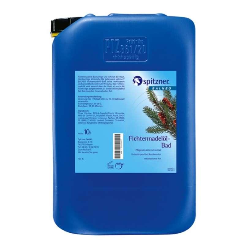 Spitzner Fichtennadelöl Bad 10 Liter 27249253