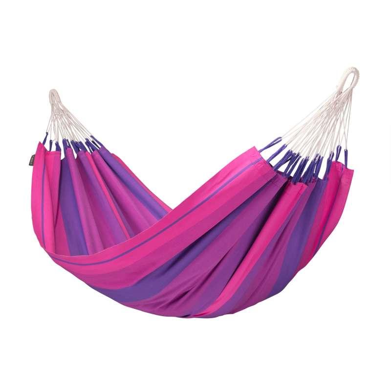 La Siesta Hängematte ORQUIDEA Farbe Purple Singlehängematte ORH14-7