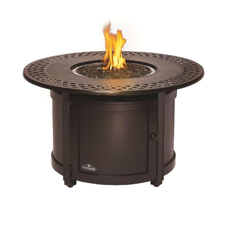 Napoleon Victorian Feuertisch 11,7kW Patio Flame Table Grilltisch ø106cm
