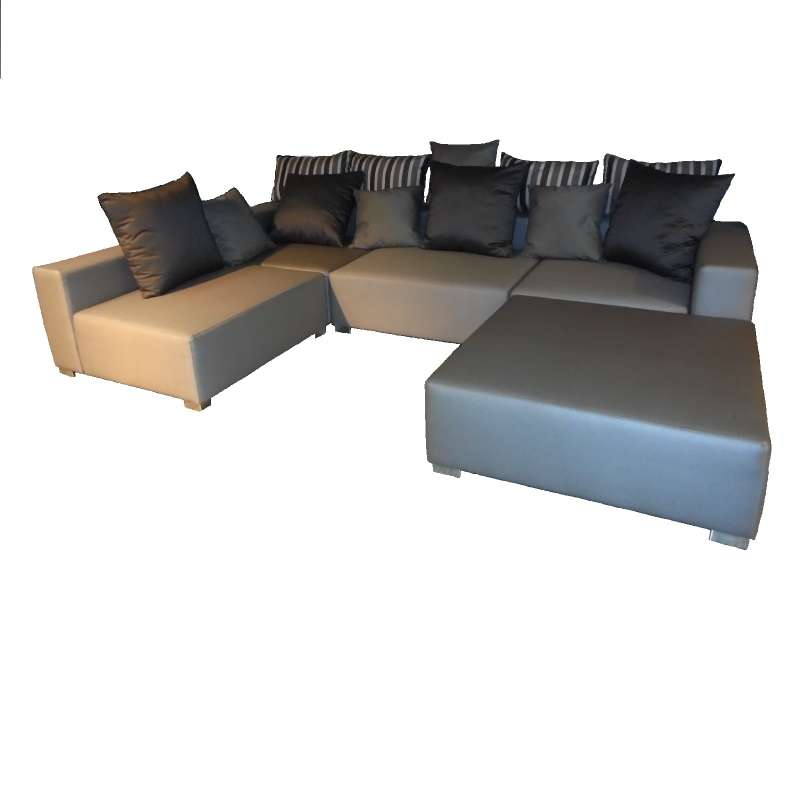 Primavera Cubik Lounge Sofa 5 tlg Komplettset inklusive Kissen Loungeset