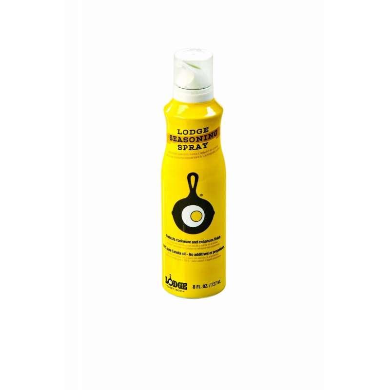 Rumo Barbeque Lodge Cast Iron Ölspray für Gusseisen 237 ml