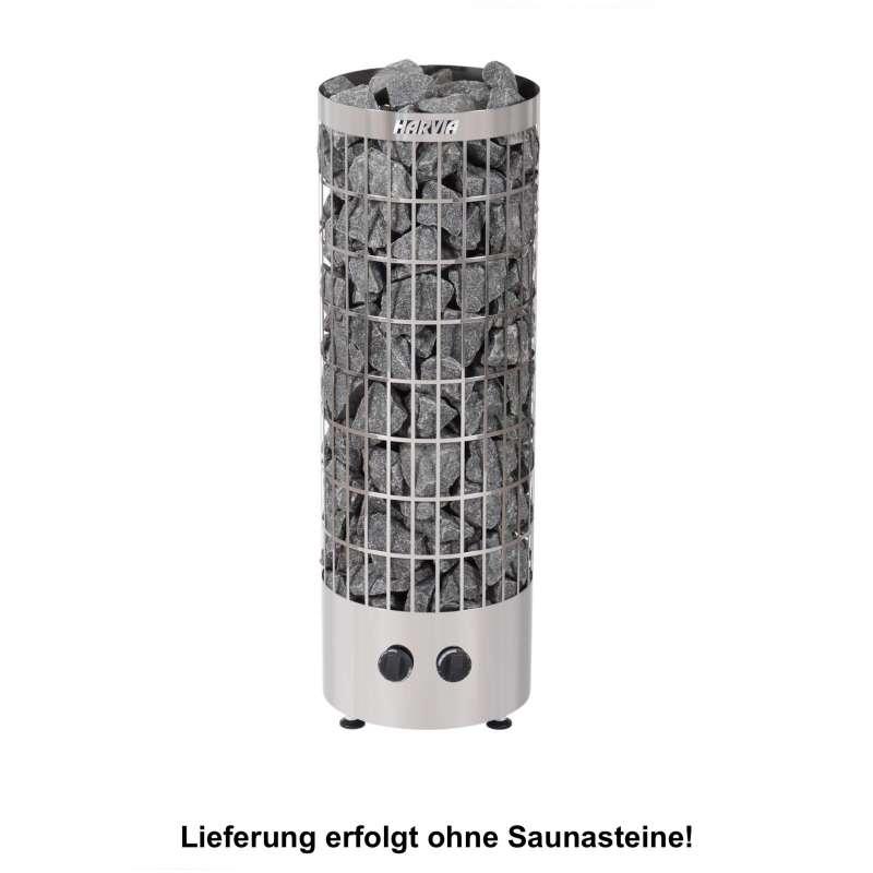 Harvia Saunaofen PC90 Cilindro 9,0 kW Elektroofen inkl Steuerung Saunaheizgerät