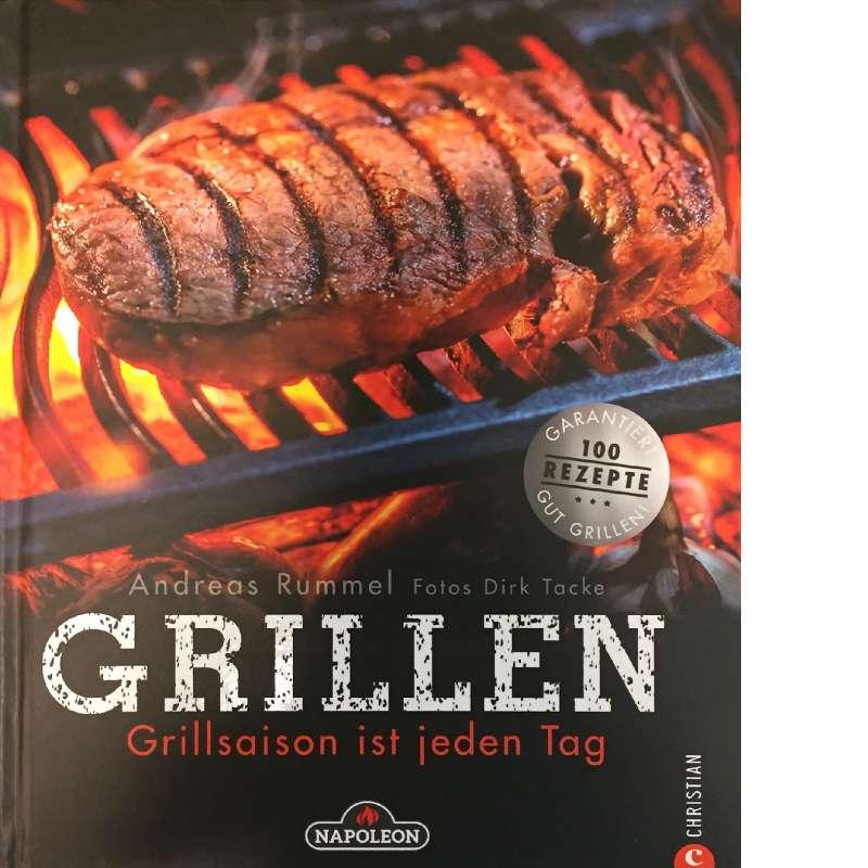 Napoleon Grillbuch Grillen Grillsaison ist jeden Tag