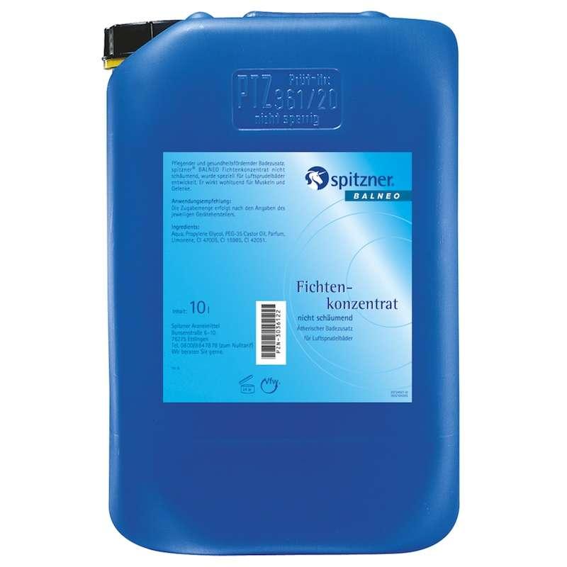 Spitzner Spezialbäder 10 Liter Fichtennadelkonzentrat 7248053