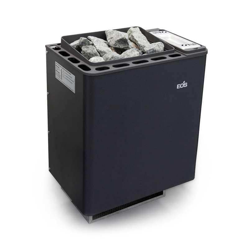 Eos Verdampferofen Wandofen Bi O Thermat 7,5 kW anthrazit perleffekt 94.5485
