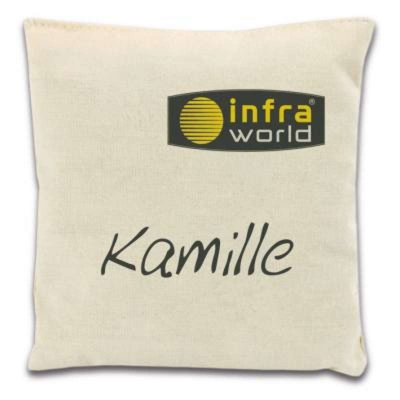 Infraworld Duftkissen Kamille Kräuterkissen Saunazubehör Biosauna S2275-3