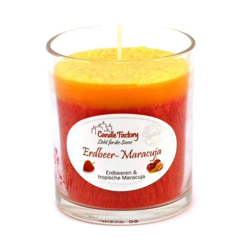 Candle Factory Party Light Kerze Erdbeer-Maracuja Raumduft Duftkerze 201-117