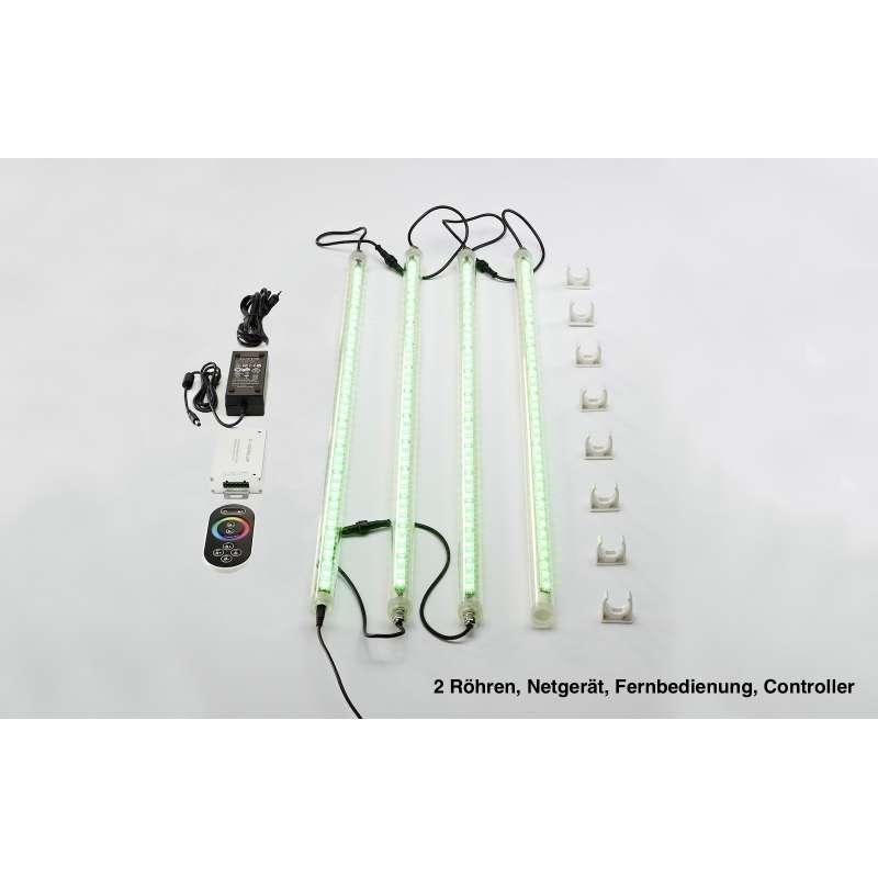 Infraworld Sphera1 LED Beleuchtung 2 Röhren - EEK: E Spektrum A++ bis E - W4412