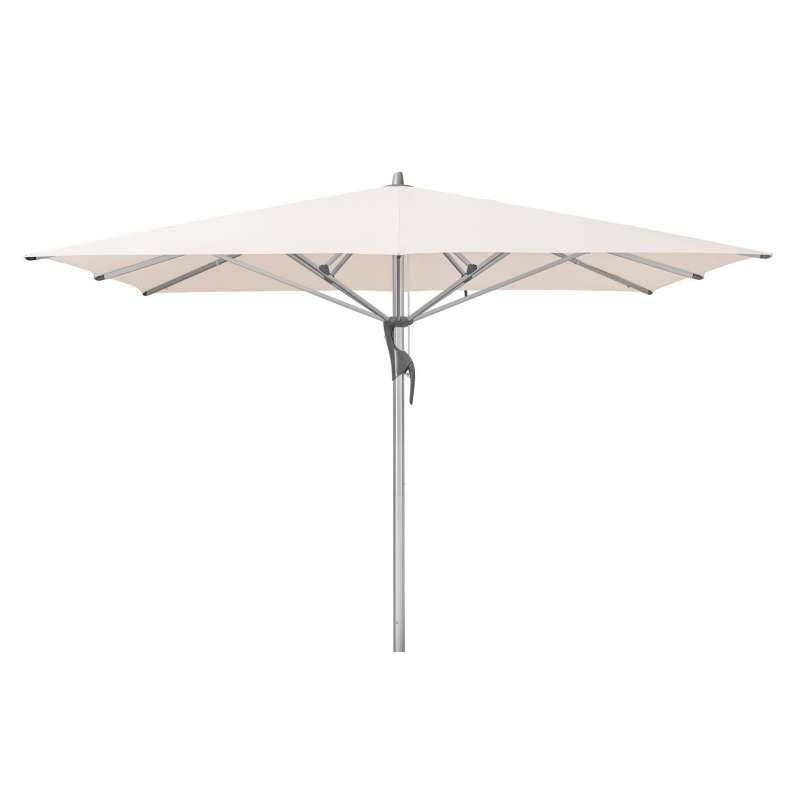 GLATZ Sonnenschirm FORTELLO® LED 400 x 300 cm Stoffklasse 4 Vanilla 453