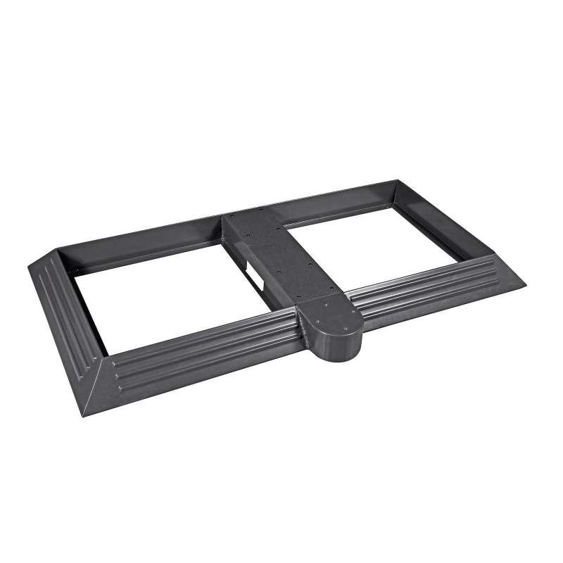 KNIRPS Rahmenständer für Pendular 275 x 275 cm und ø 340 cm Schirmständer