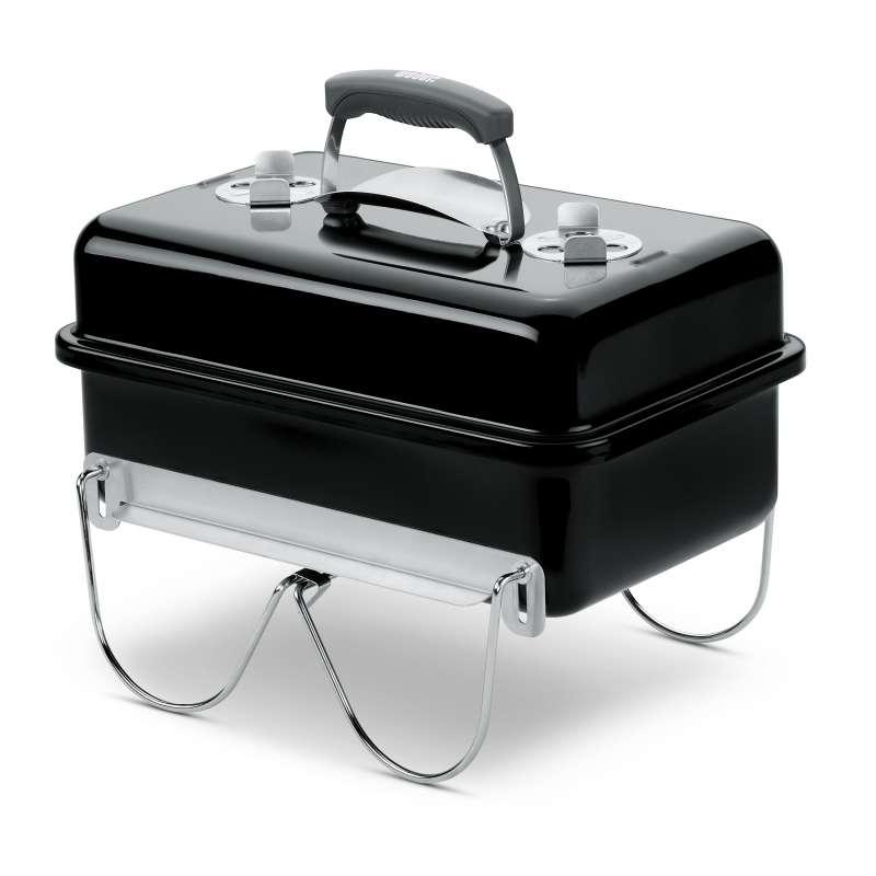 Weber Holzkohlegrill Go-Anywhere Charcoal Grill Black