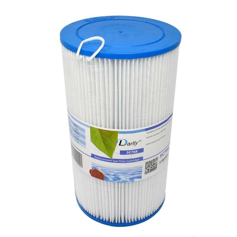 Darlly® Filter Ersatzfilter SC768 Lamellenfilter Clearwater Sun Spas Jacuzzi