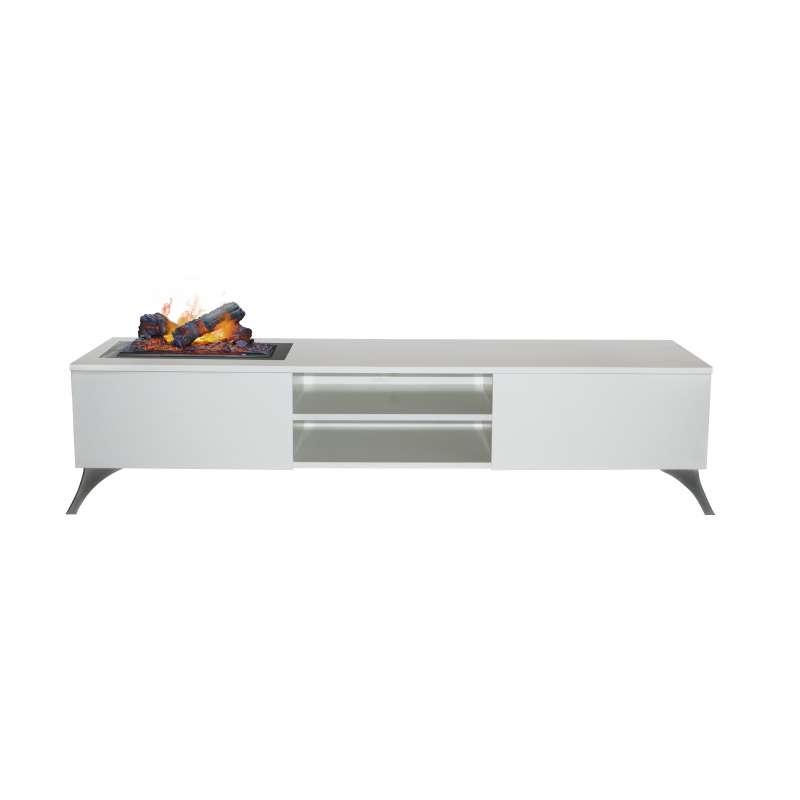 Xaralyn Elin TV-Bank mit Opti-Myst Cassette 400 Sideboard TV-Board Regal Kommode