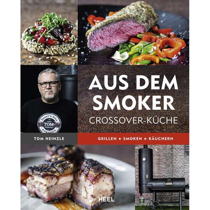Rumo Barbeque Die neue Smoker Küche von Tom Heinzle Grillen Smoken Räuchern