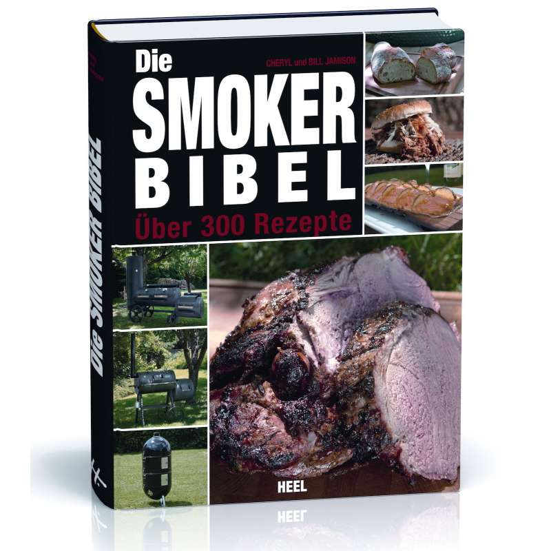 Rumo Barbeque Die Smoker Bibel Hardcover 300 Rezepte
