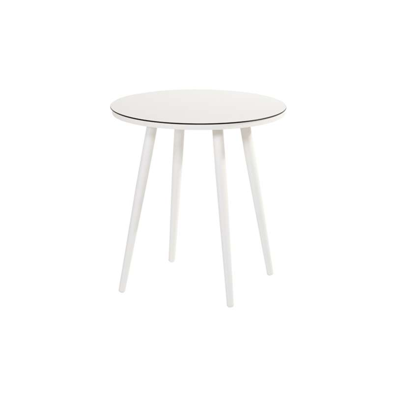 Hartman Sophie Studio Side Table ø 66 cm Tisch HPL White Weiß 65968003