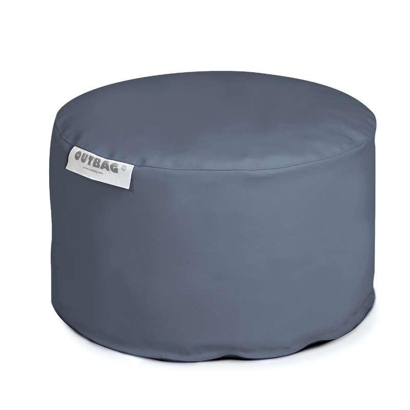 Outbag Rock Light weiß Outdoorkissen Sitzsack 60 x 35 cm Outdoorliege Hocker Tisch