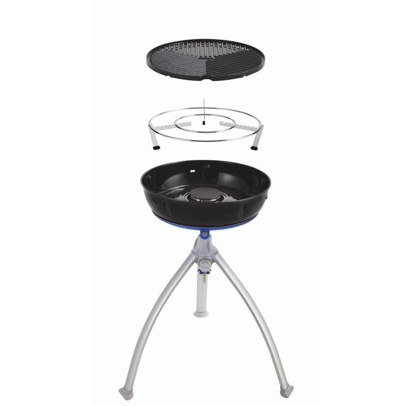 Cadac Grillo Chef 40 BBQ Gasgrill Campinggrill 30mbar ø 38,5 cm 5650-21-EU