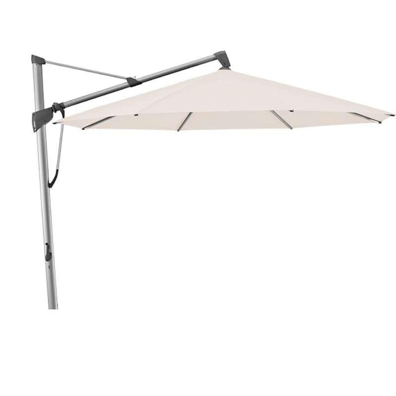 GLATZ Sonnenschirm SOMBRANO® S+ rund ø 400 cm Stoffklasse 4 Vanilla 453