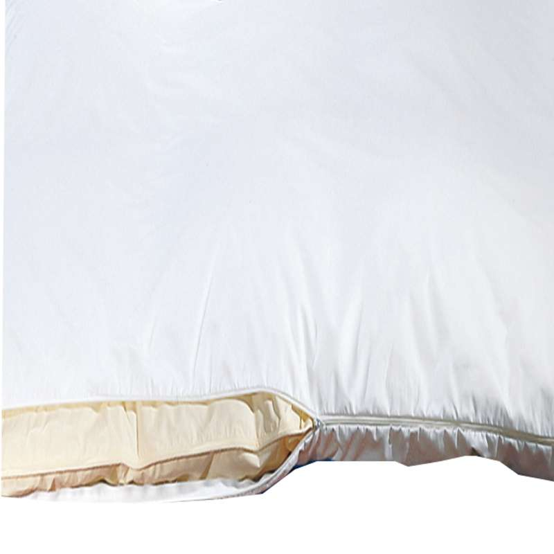 Sanowell Bettwäsche Milbensperre Morpheus Oberbettbezug Größe 155 x 220 cm Allergikerbezug