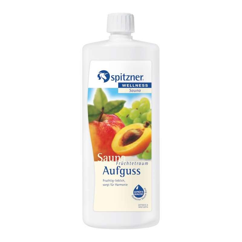 Spitzner Saunaaufguss Früchtetraum 1 Liter 7762044