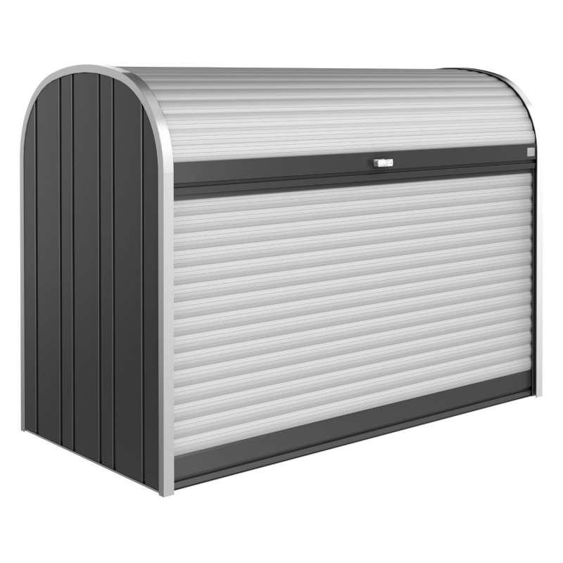 Biohort StoreMax® 190 Gartenbox Gerätebox 190 x 97 x 136 cm in 3 Farbvarianten