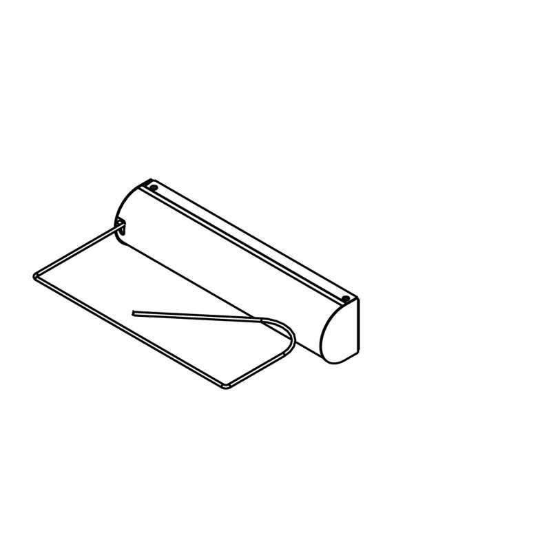 Eos Classic Zubehör Abdeckschutz für Saunaöfen mit Abschaltautomatik 94.5624