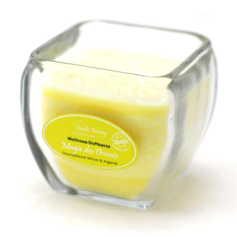 Candle Factory Wellness Duftkerze Magie des Orients Dekokerze 800-012