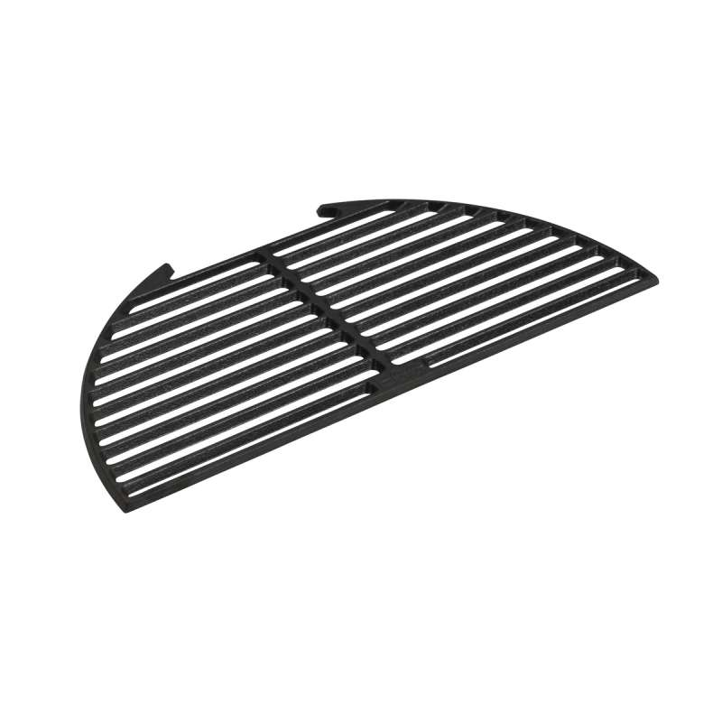 Big Green Egg Halbrunder Gusseisenrost Cast Iron Half Moon Grid XL für Big Green EGG XLarge