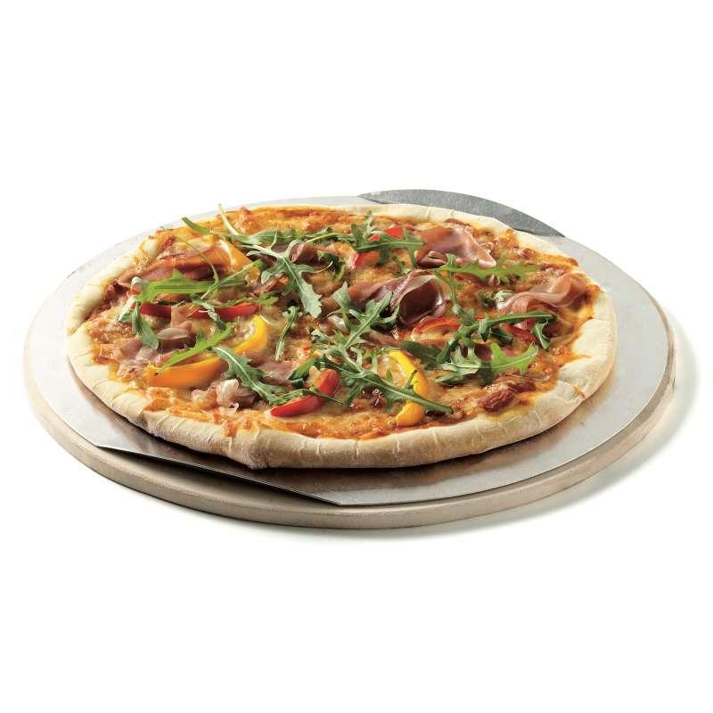 Weber Pizzastein Rund ø 26 cm inklusive Alublech