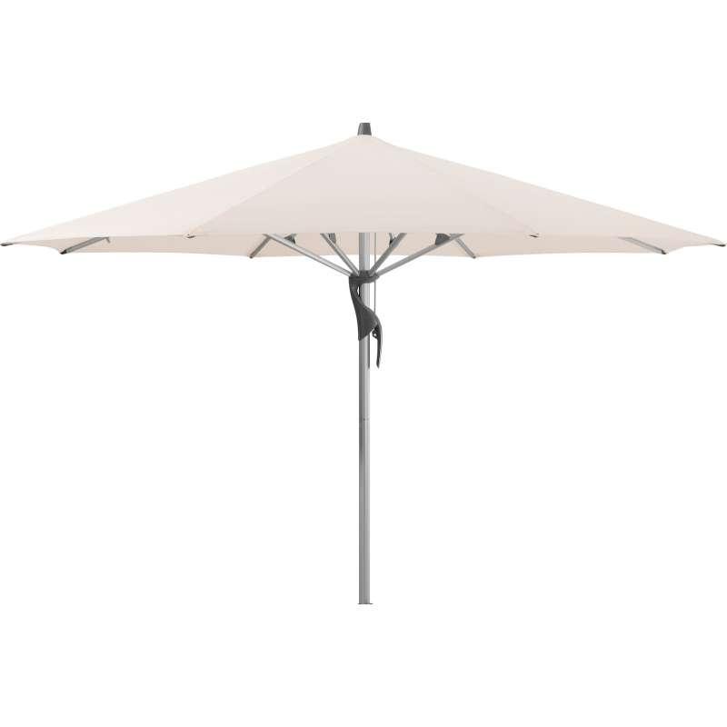 GLATZ Sonnenschirm FORTERO® rund ø 400 cm Stoffklasse 4 Vanilla 453