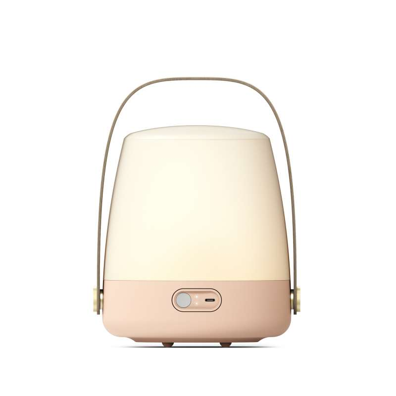 Kooduu Lite-up Light Rose LED Standleuchte Dimmbar Kabellose LED-lampe Stimmungsleuchte