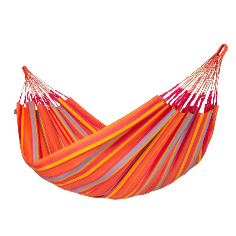 La Siesta Doppel-Hängematte BRISA toucan orange Doppelhängematte Outdoor BRH16-28