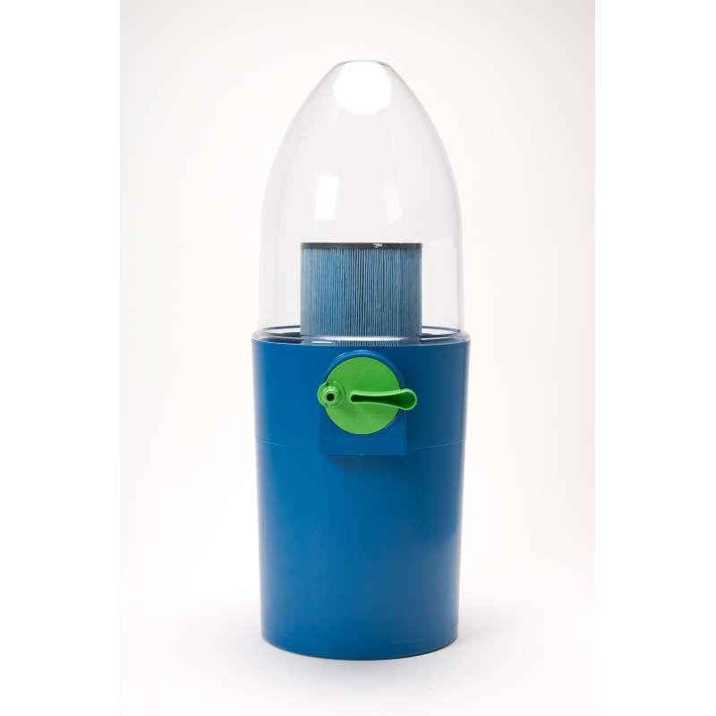 Estelle Reinigungssystem für Whirlpoolfilter und Filterkatuschen Filterreinigung für Whirlpool