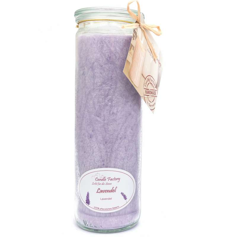 Candle Factory Mini Jumbo Sanddorn Duftkerze Dekokerze 307-037