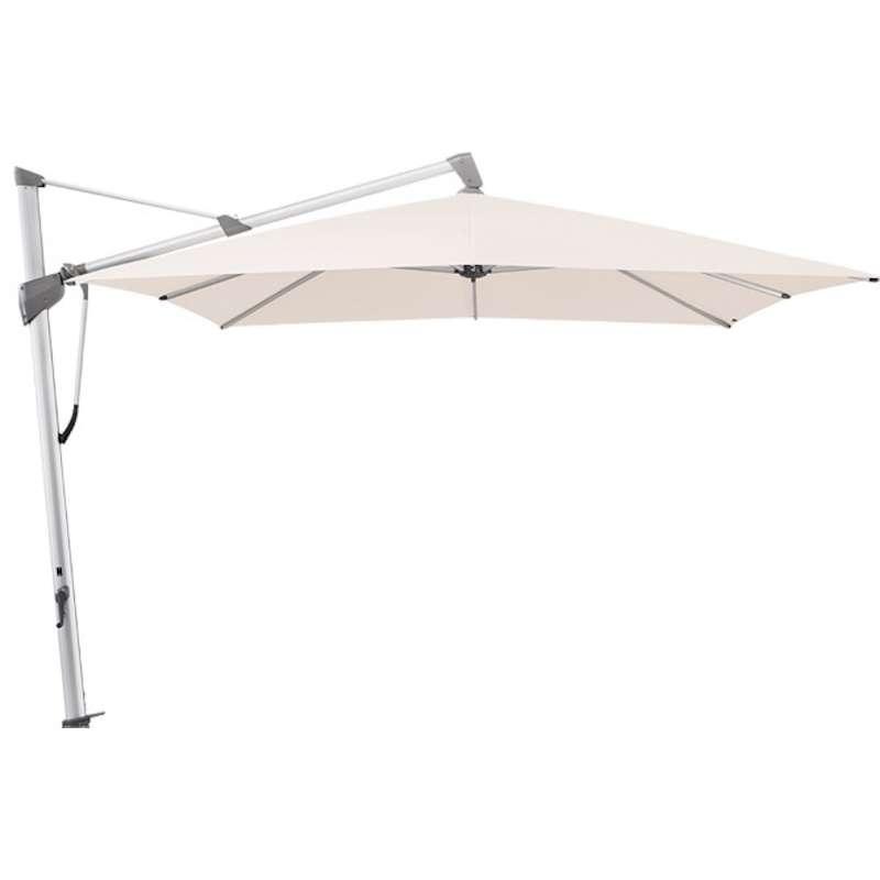 GLATZ Sonnenschirm SOMBRANO® S+ 400 x 300 cm Stoffklasse 4 Vanilla 453