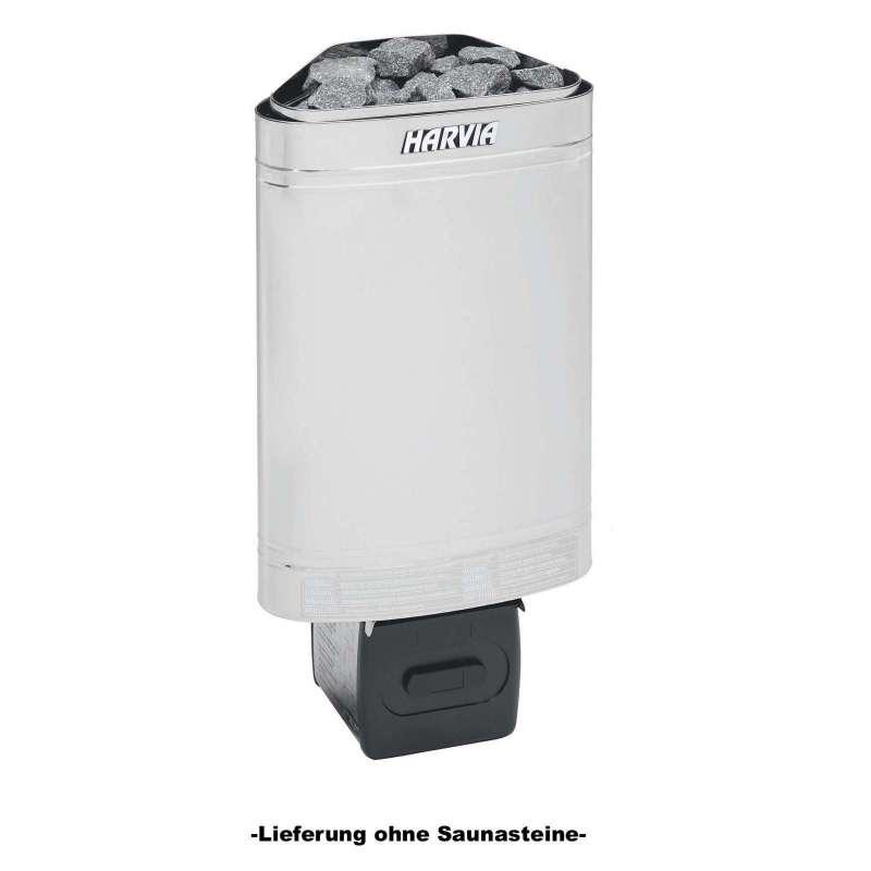 Harvia Saunaofen Delta E 2,3 kW Elektroofen D23E Saunaheizung Saunaheizgerät