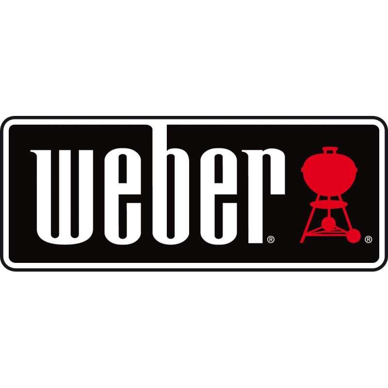 Weber Griffsatz Deckel für Holzkohlengrills ab 2013 schwarz 60298