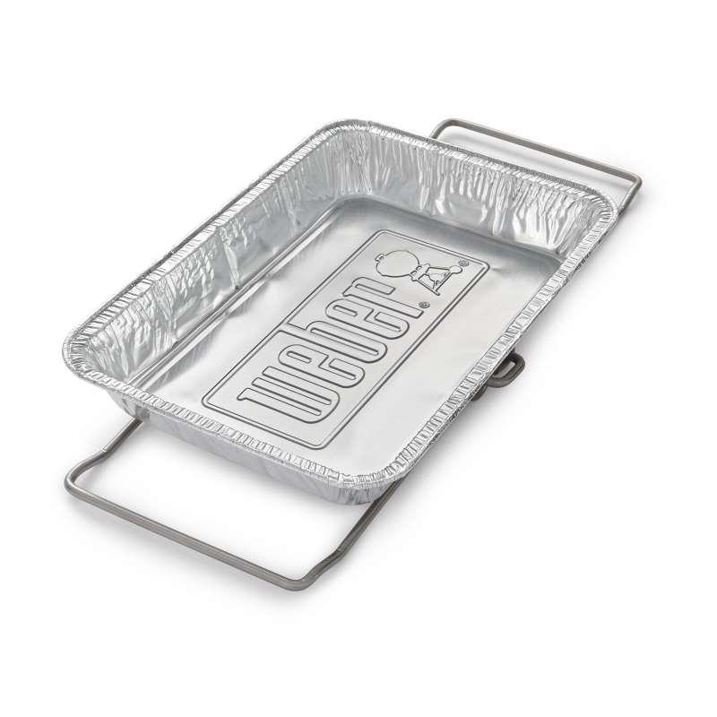 Weber Wet-Smoke-Kit Wasserschalen-Halterung für SmokeFire EX4/EX6