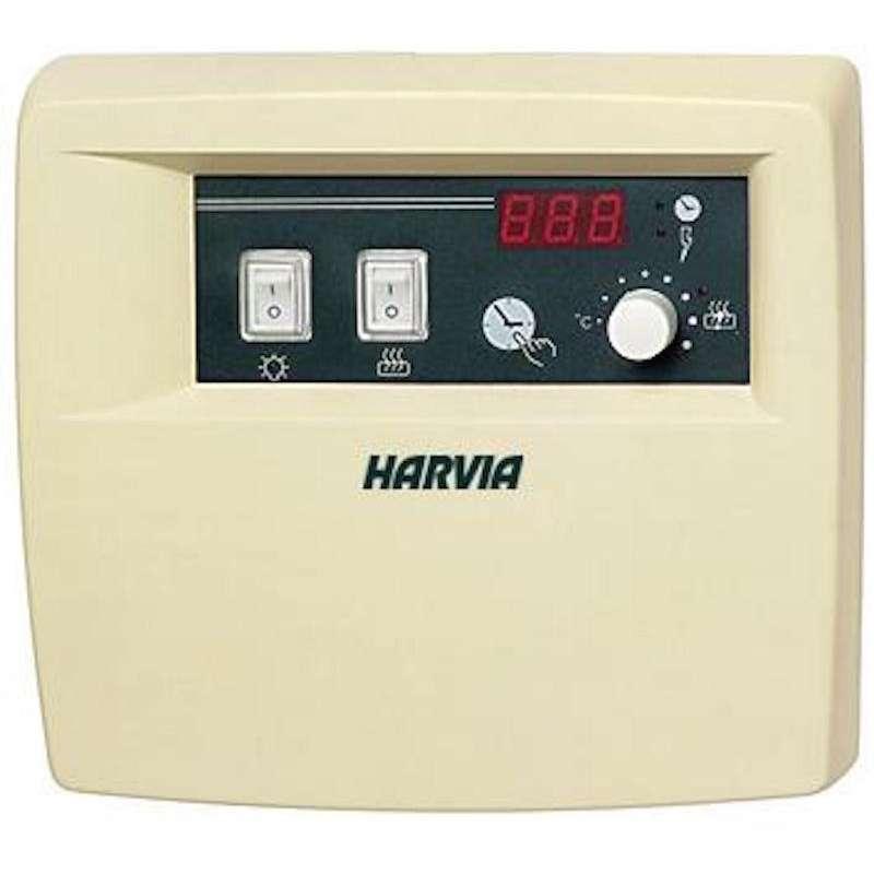 Harvia Steuergerät C90 3 - 9 kW Saunaofen Saunabedienung control unit