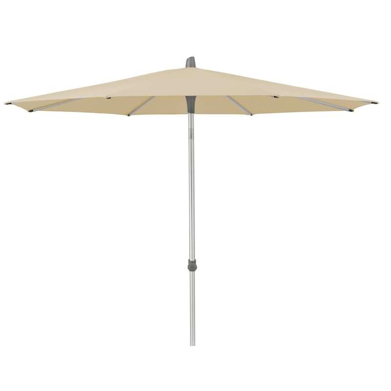 GLATZ Sonnenschirm ALU-SMART rund ø 200 cm Stoffklasse 4 Cream 422